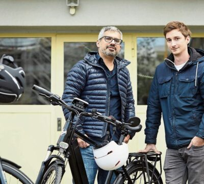 Robuste und stilvolle E-Bikes für alle!