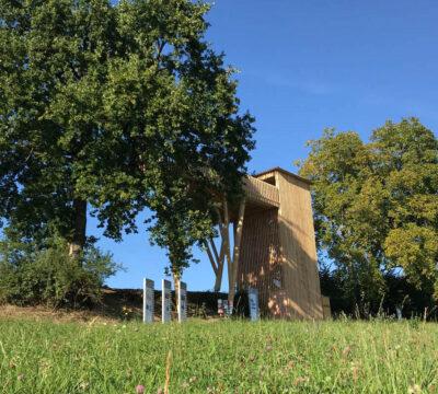 Der Römerturm von Ottenhusen