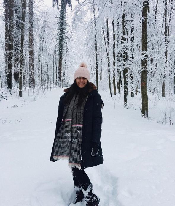 Study in Switzerland - Winter wonder land!