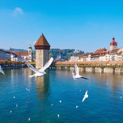 Study in Lucerne - Switzerland