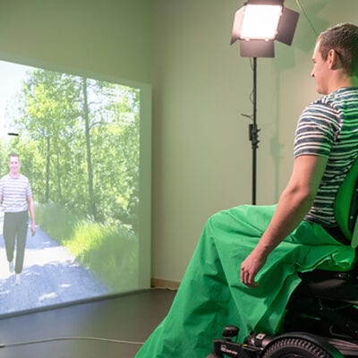 Virtual Walking - Medizintechnik