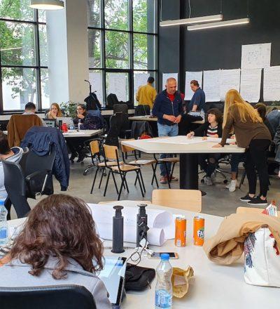 Kooperation mit Start-ups in Nordmazedonien