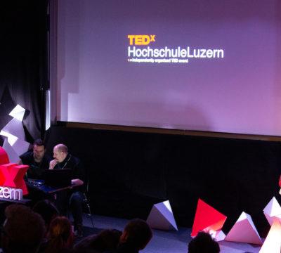 TEDxHochschule Luzern - ein besonderes Erlebnis
