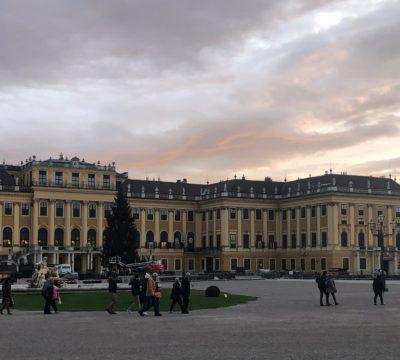 Vienna calling – tourism students on tour