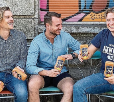Start-up: Drei Scharfmacher aus Ebikon